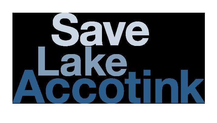 Save Lake Accotink